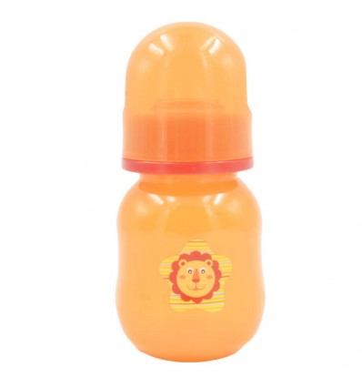 Tetero para bebé prematuro - Naranja