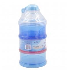 Dispensador de leche para bebes - Azul