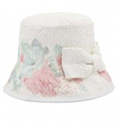 Sombrero tejido para niña Mayoral