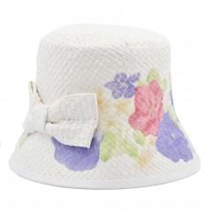 Sombrero tejido para niña Mayoral - Morado