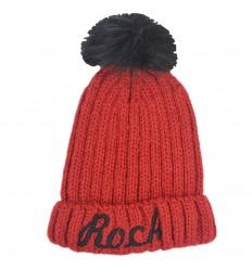 Gorro mayoral Rock - Rojo