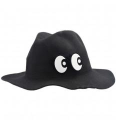 Sombrero para niños- Ojitos - Negro