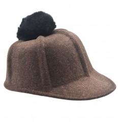 Sombrero de Fieltro de Lana Para niña Estilo Vintage