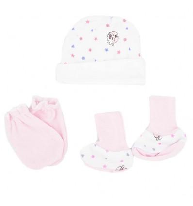 Set para bebé prematura- Ovejitas