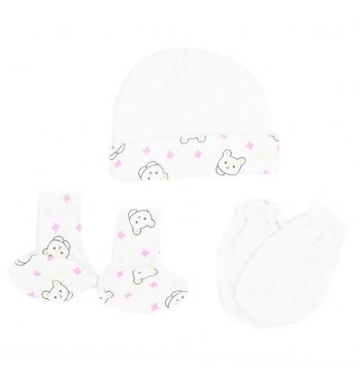 Set para bebé prematura- Ositas