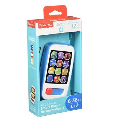Smart phone para bebé Fisher- price
