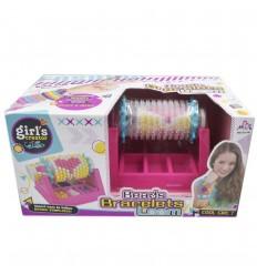 Set para crear brazaletes- niñas