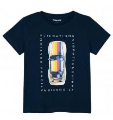 Camiseta algodón sostenible Ecofriends niño