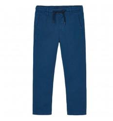Pantalon en dril para niño - Azul