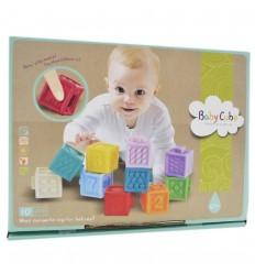 Set de cubos para bebé x10pcs
