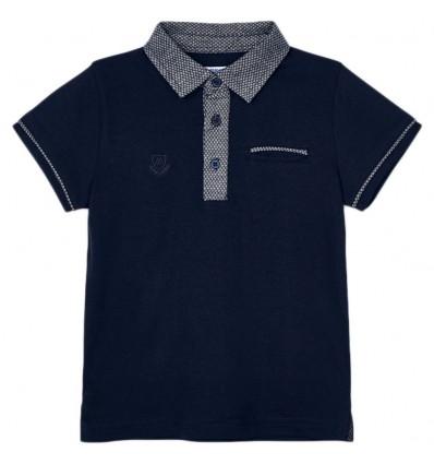 Camiseta polo para niño - Azul