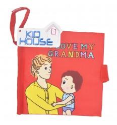Libro de estimulación de la abuela