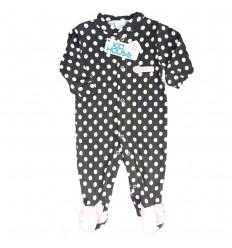 Pijama enteriza para bebé niña- Pepas