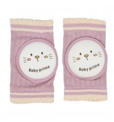 Protector de rodillas para bebé de gatico